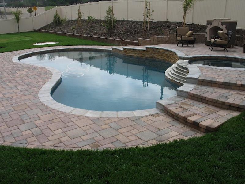 Los angeles pool design photos burbank studio city pasadena for Natural swimming pools los angeles