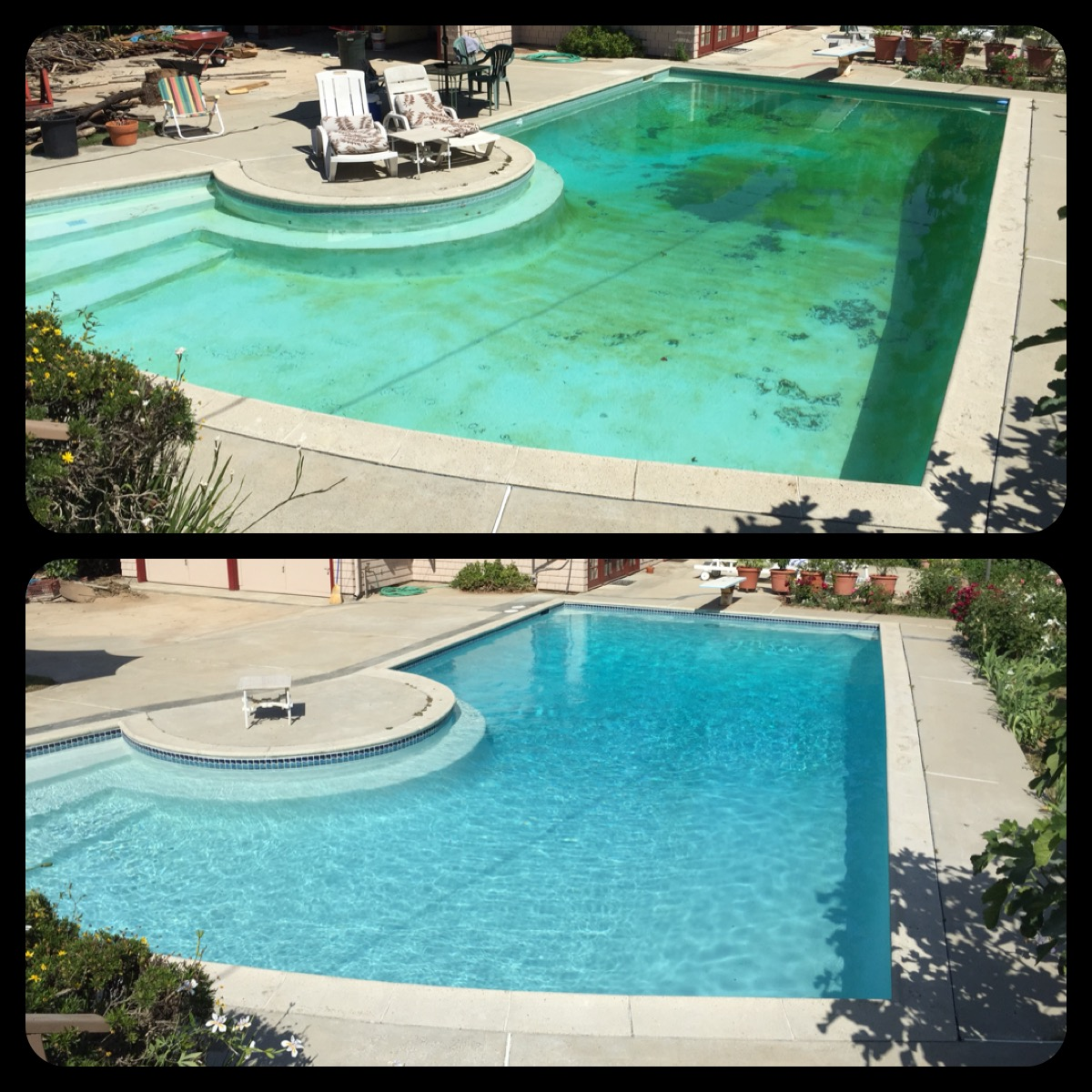 pasadena swimming pool remodel